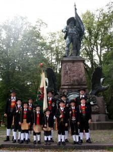 Landesjungschützentreffen Innsbruck